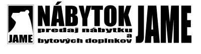 NÁBYTOK JAME
